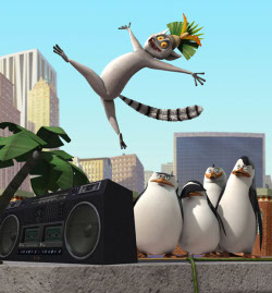 The Penguins of Madagascar Season 1 and 2 Complete