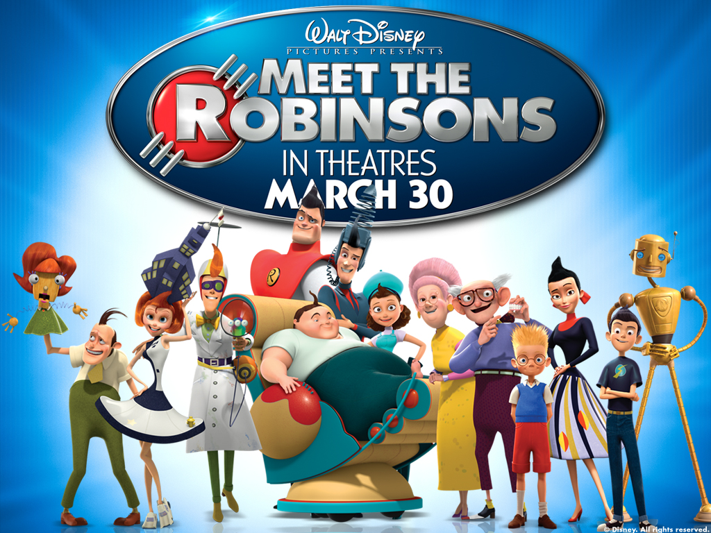 meet of robinsons